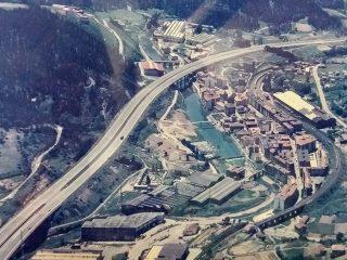 Paisaje fluvial del Nerbioi